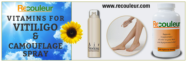 recouleur vitiligo products